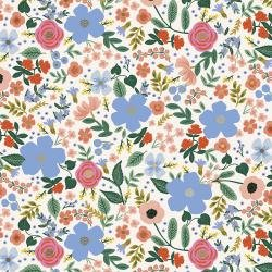 Wild Rose Cream Rayon - Primavera - Rifle Paper Co.