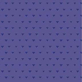 Triangles - Dark Periwinkle
