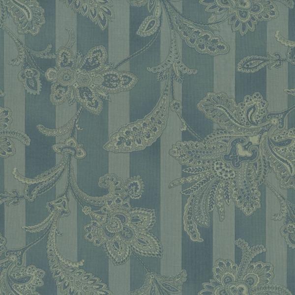 Esprit Maison - Tonal Stripe - Blue Fabric