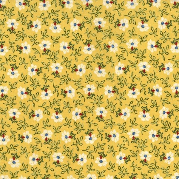Home Again - Daisy - Yellow Fabric