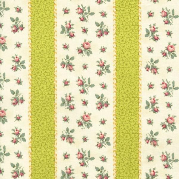 Marseille - Rosina - Chartreuse Fabric