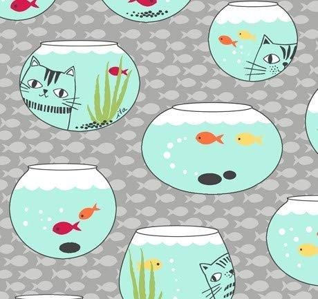 CAT FISH BOWLS