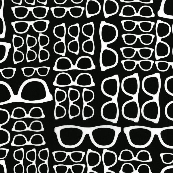 Geekery - Spectacles - Mavro Fabric