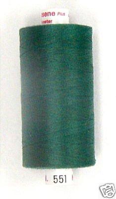 2-Pack Metrosene Poly Thread Green