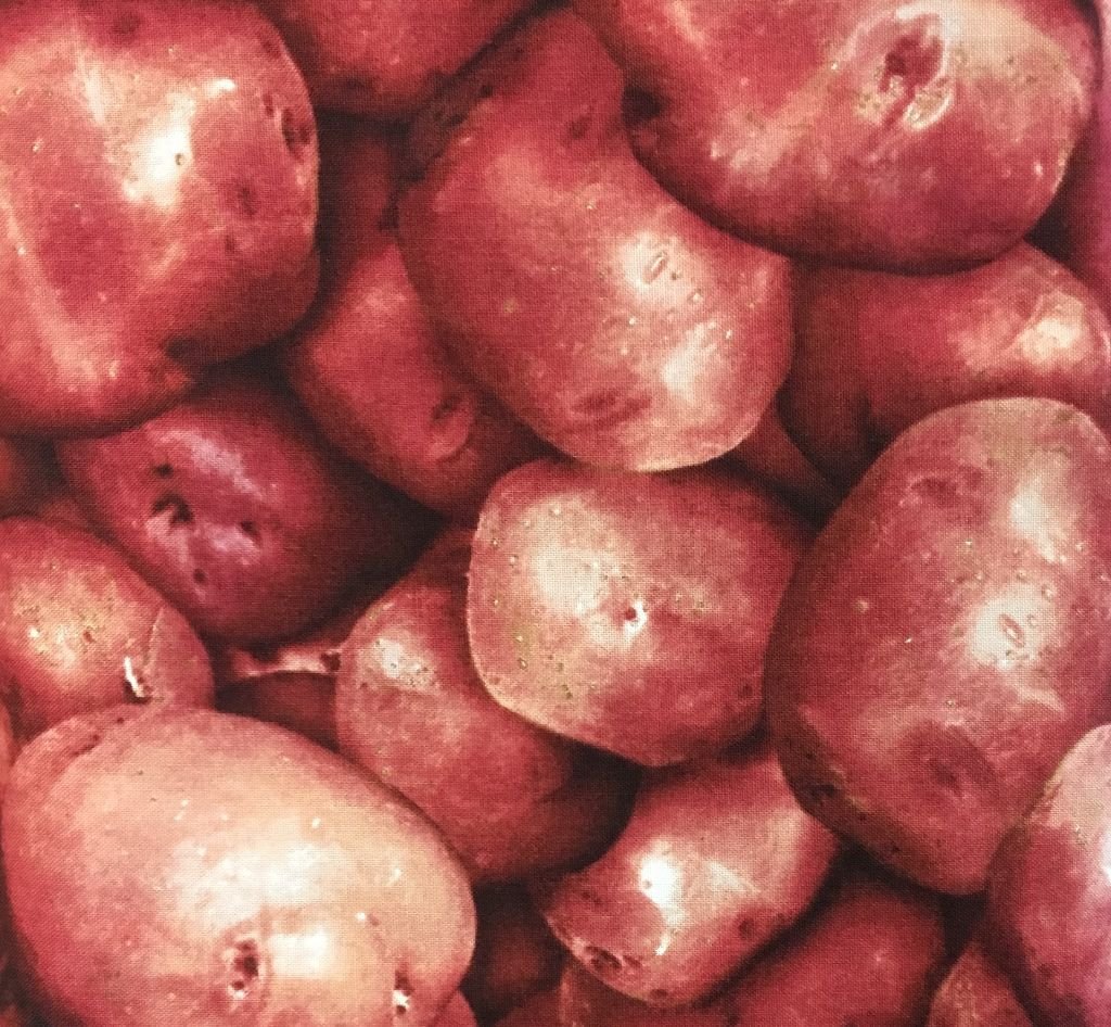 Farmers Market Potatoes