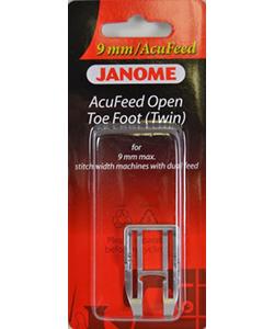 AcuFeed Open Toe Foot 9mm