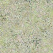 Malam Batiks- Frost green