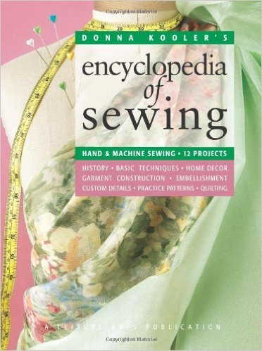 Encyclopedia of Sewing