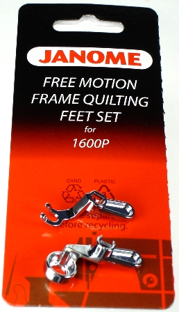 Free Motion Ruler/Frame Quilting Foot