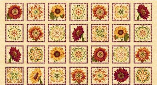 Harvest Gatherings-Small Panels Cream