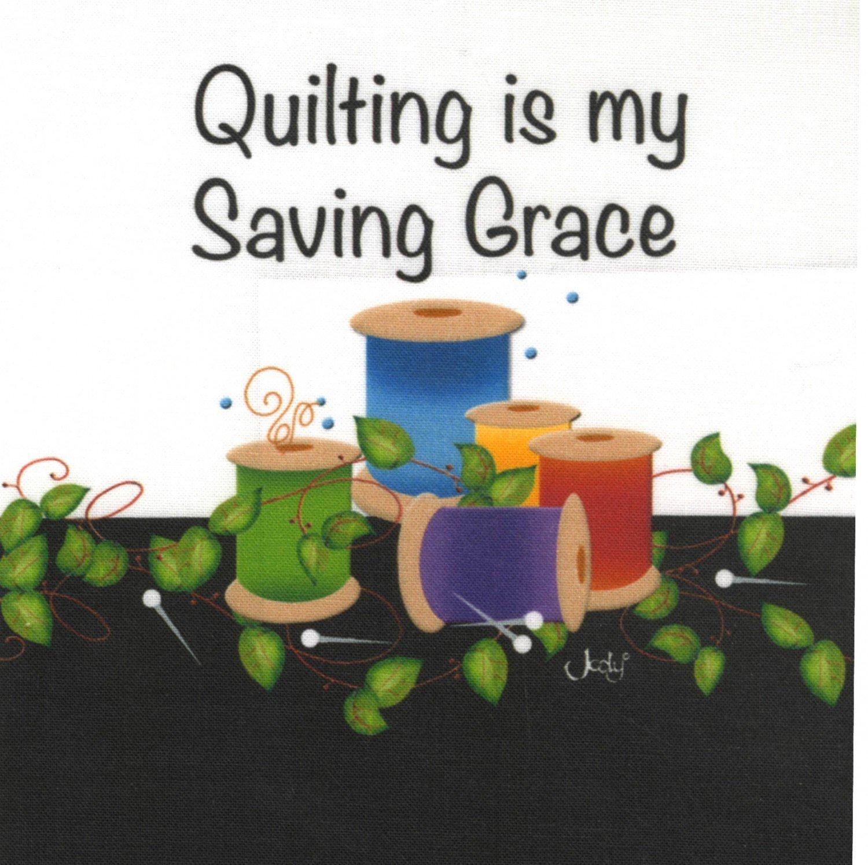 Art Panel Quilt- Saving Grace