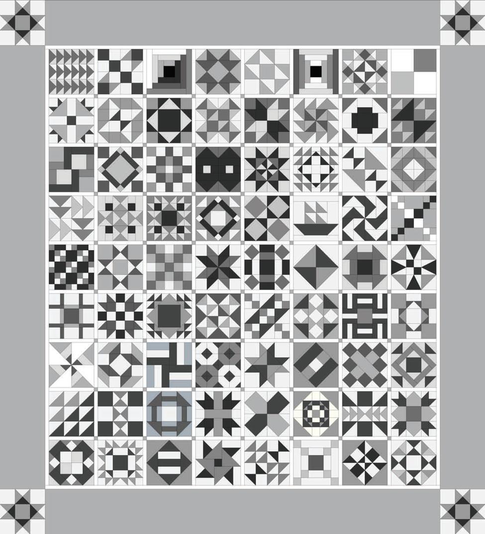 Biblical Block Pattern -Digital Download-