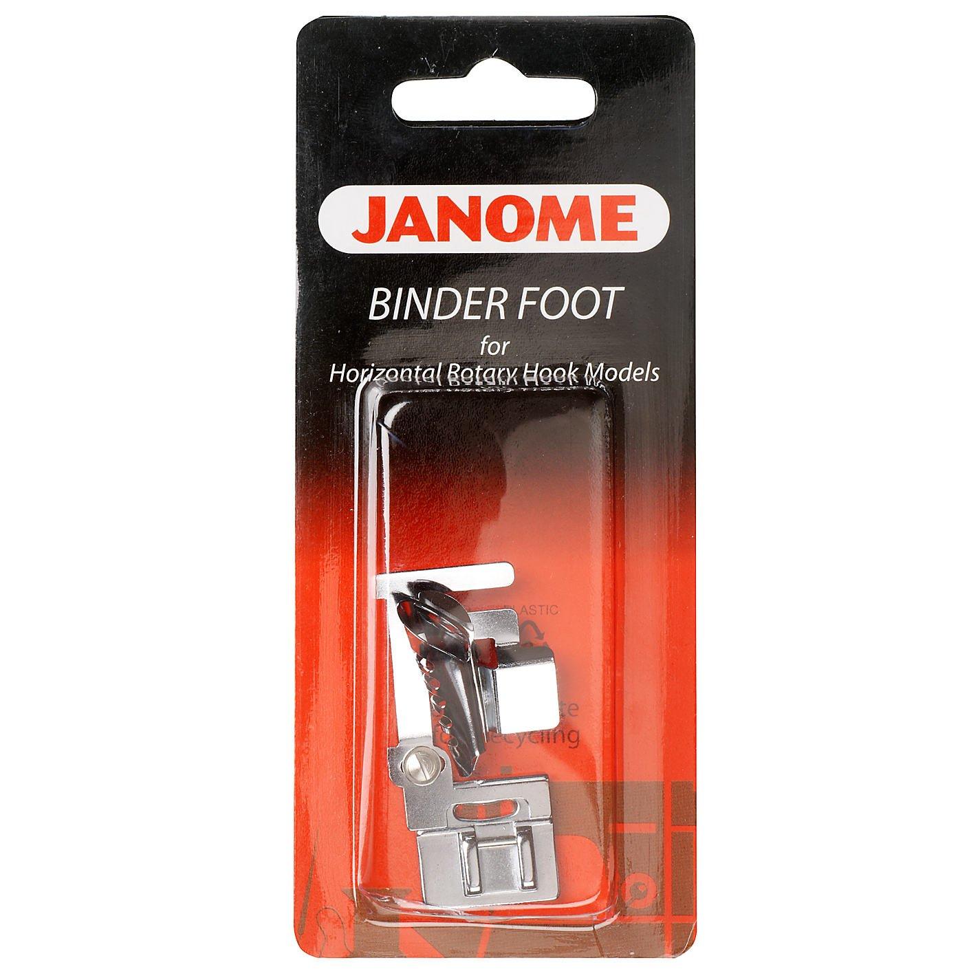 Binder Foot (Horizontal)