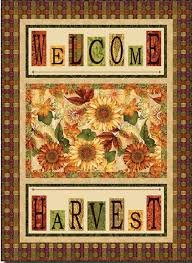 Welcome Harvest Quilt #3 Kit