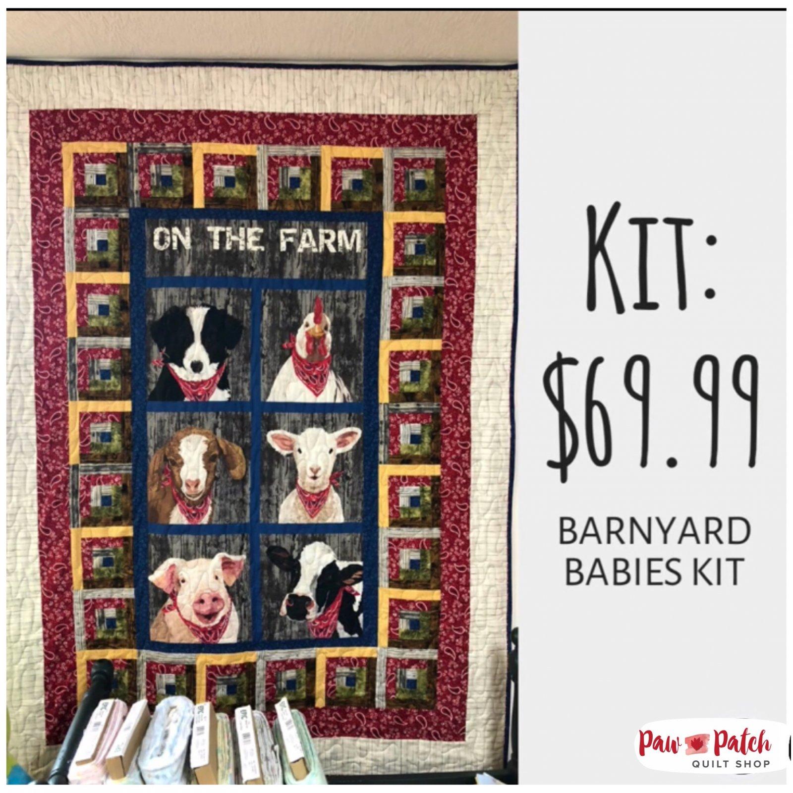 Barnyard Babies Kit