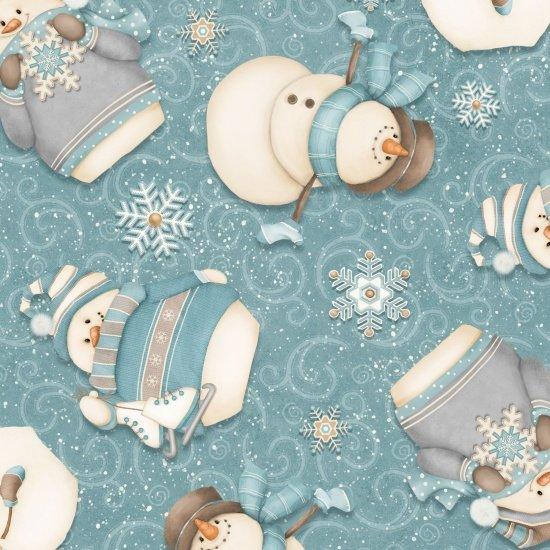 Tossed Snowmen- I Still Love Snow 2