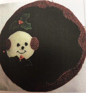 Snowman Mug Rug Kit