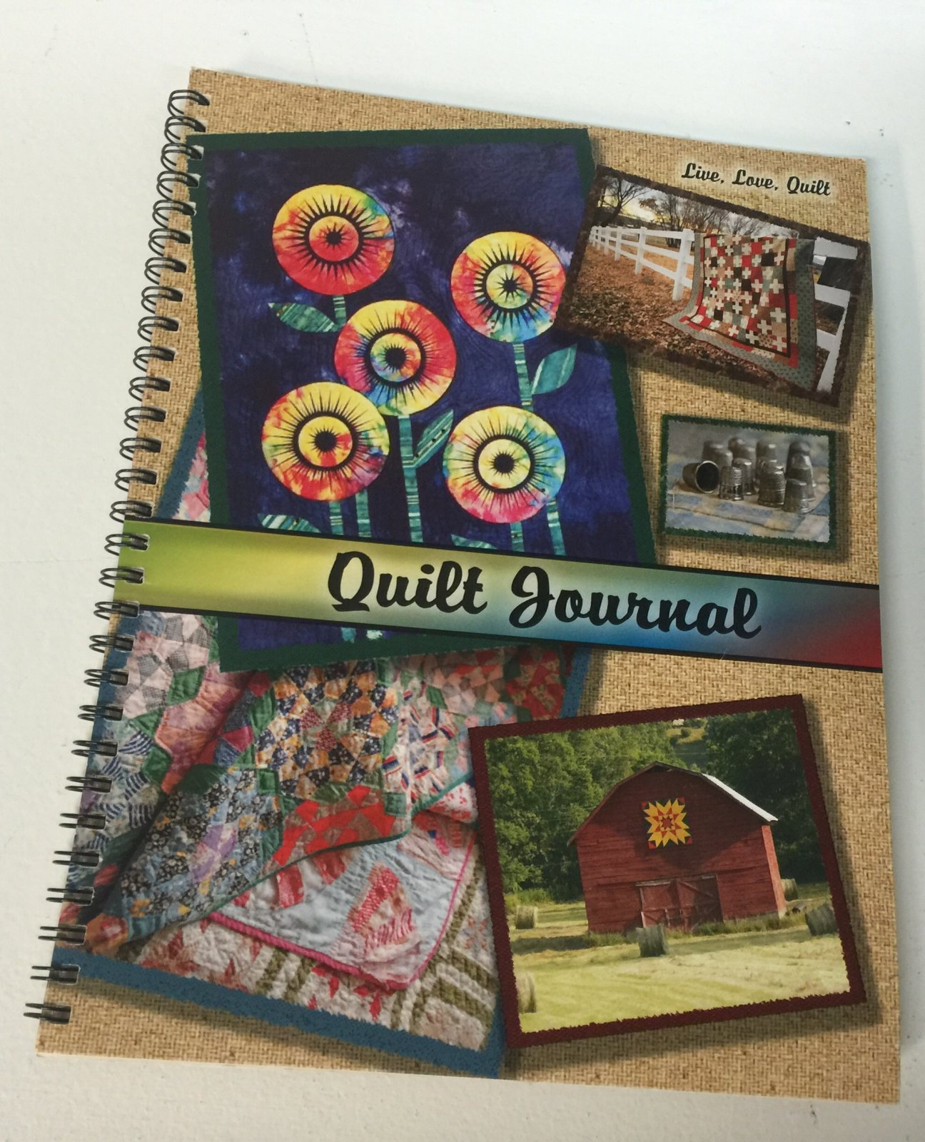 Quilter's Journal-Soft Cover