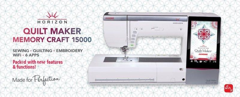 Quilt Maker MC15000