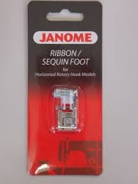 Ribbon/ Sequin Foot