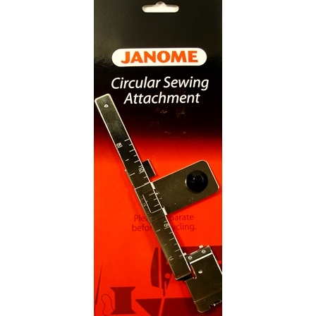 Circular Sewing Attachment- Janome