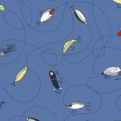 Lures and Flies MAS8851-B - Fishline
