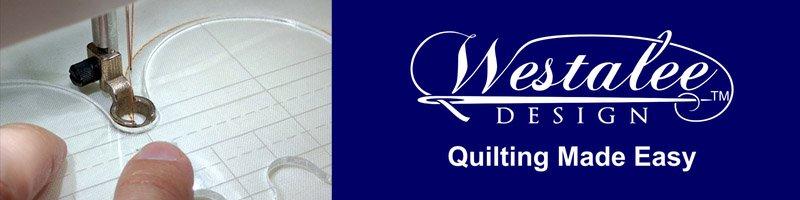 Beginning Ruler Work- Westalee Designs