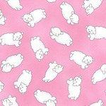 Sweet Pea- pink sheep