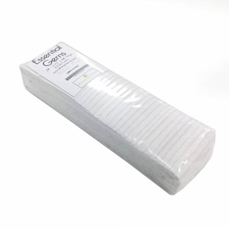 Essential White Out 24pcs 2-1/2in x 44in Strips