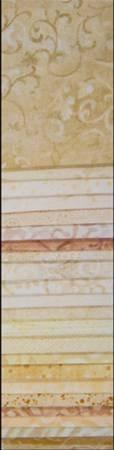 Essential Gems Vanilla Cream 24pcs 2-1/2in x 44in Strips