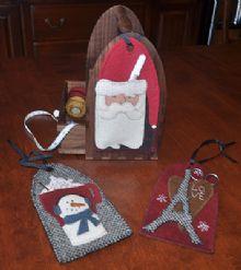 Winter Adornment Tote Kit