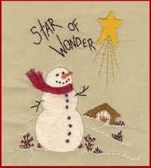 Star of Wonder Pattern