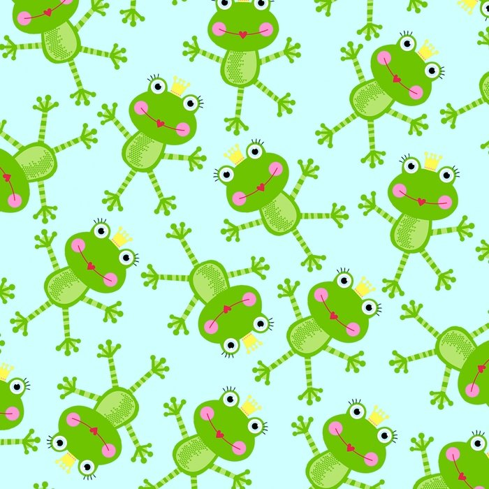 Sunshine Day Frogs