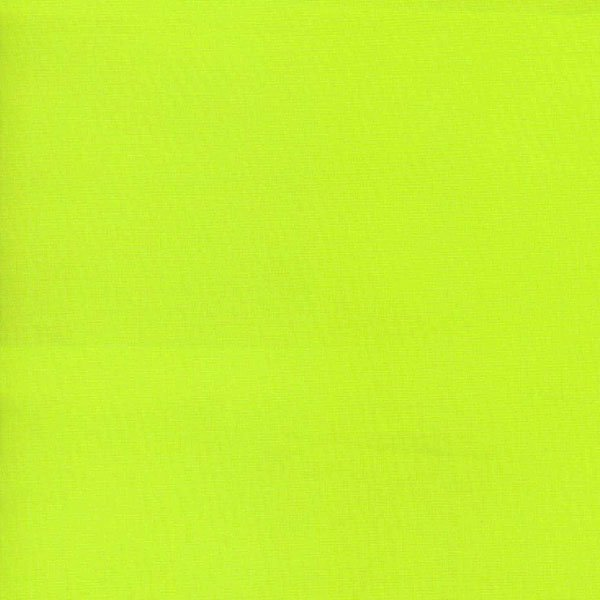 Neon Green - Cotton Supreme Solids 9617-348