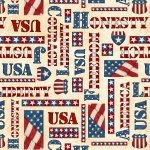 American Honor Cream Words