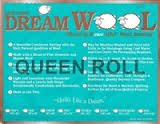 Queen Size  Wool Batting