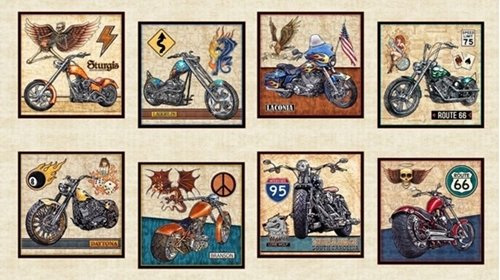 136 - Easy Rider panel