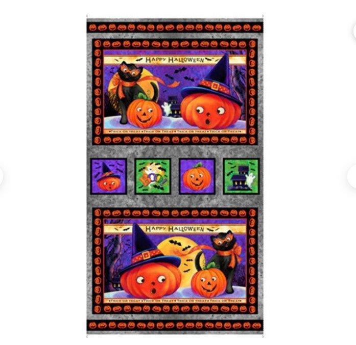 159 - Pumpkin panel