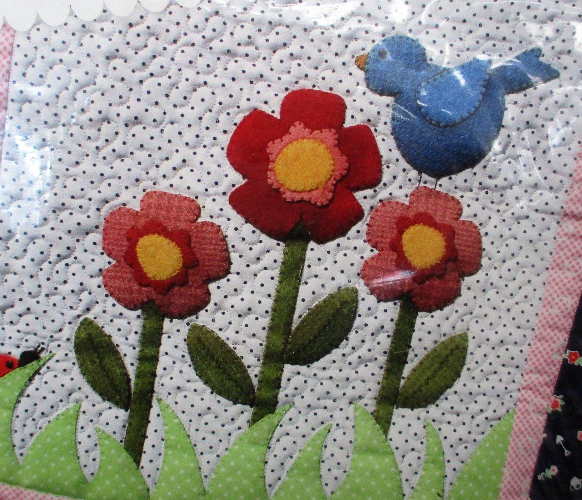 Bird In the Garden Kit - 70.00
