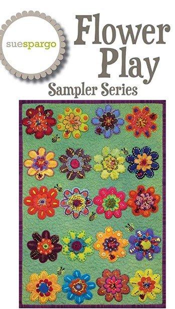 Flower Play Wool kit