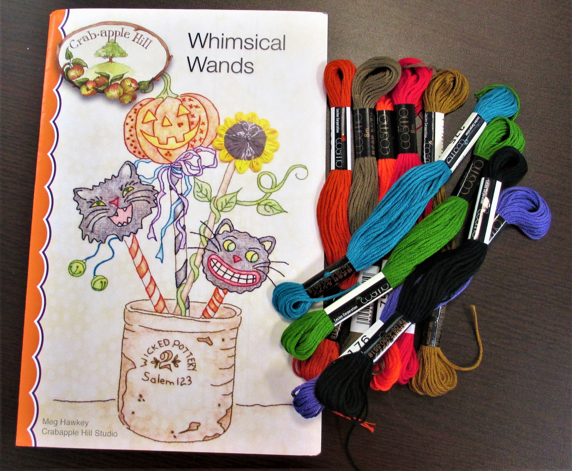 Whimsical Wands  kit - 21.00