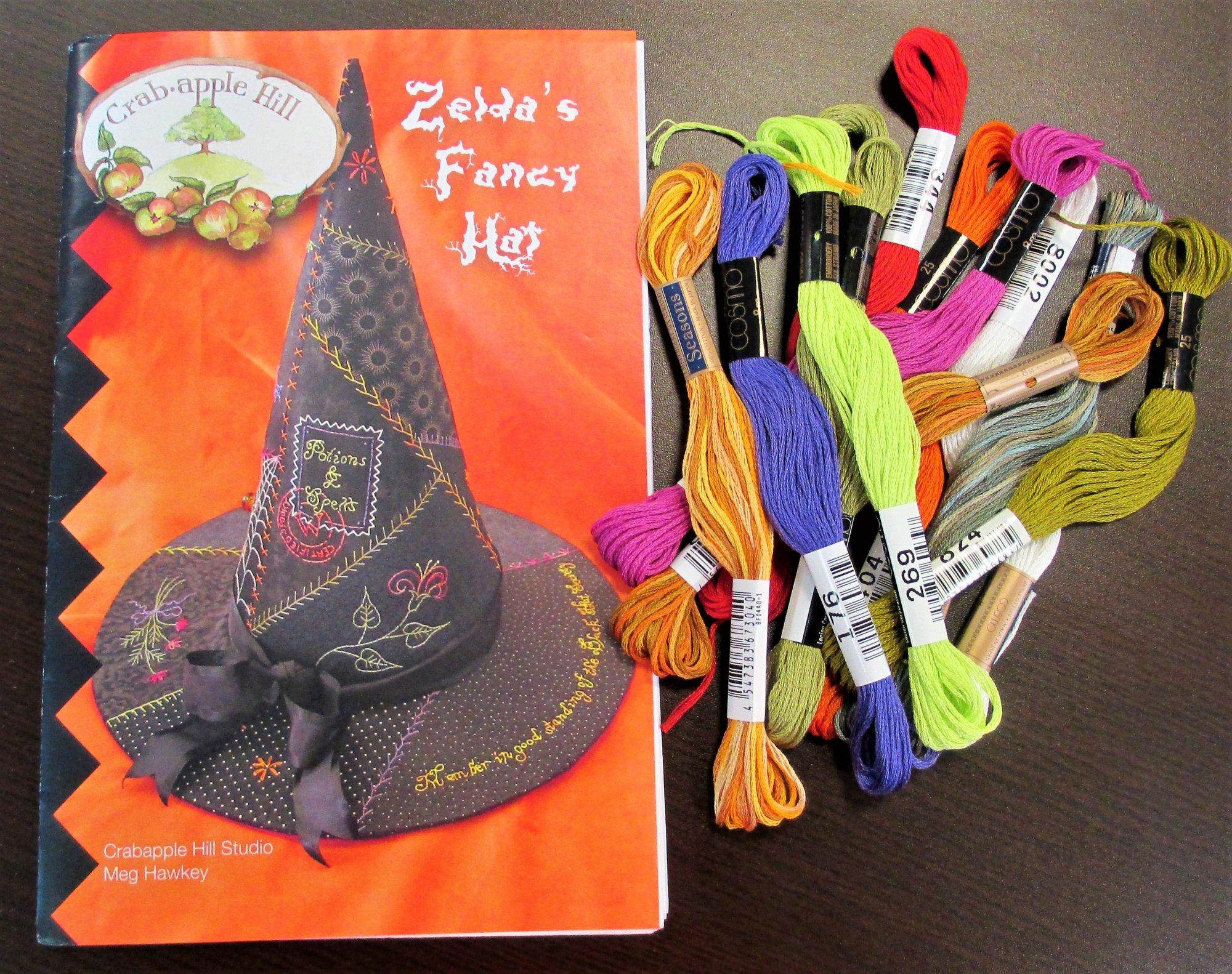 Zeldas Fancy Hat  Kit