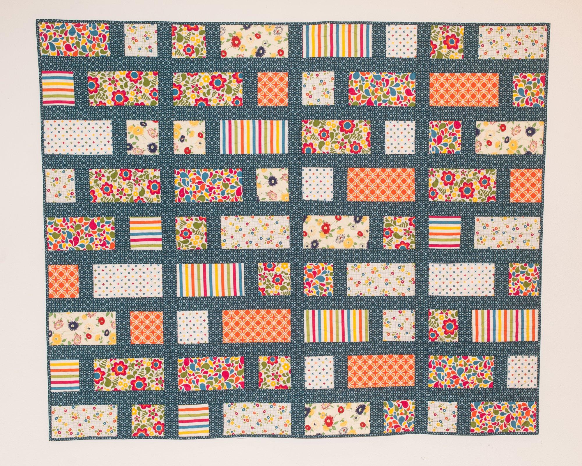 Simplish Quilt 56 x 70
