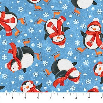 Below Zero Penguins