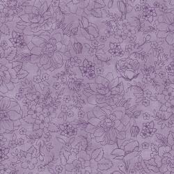 Lilac & Sage - Lavender w/purple flowers