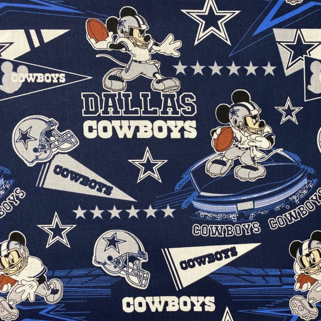 NFL x Disney - Dallas Cowboys & Mickey