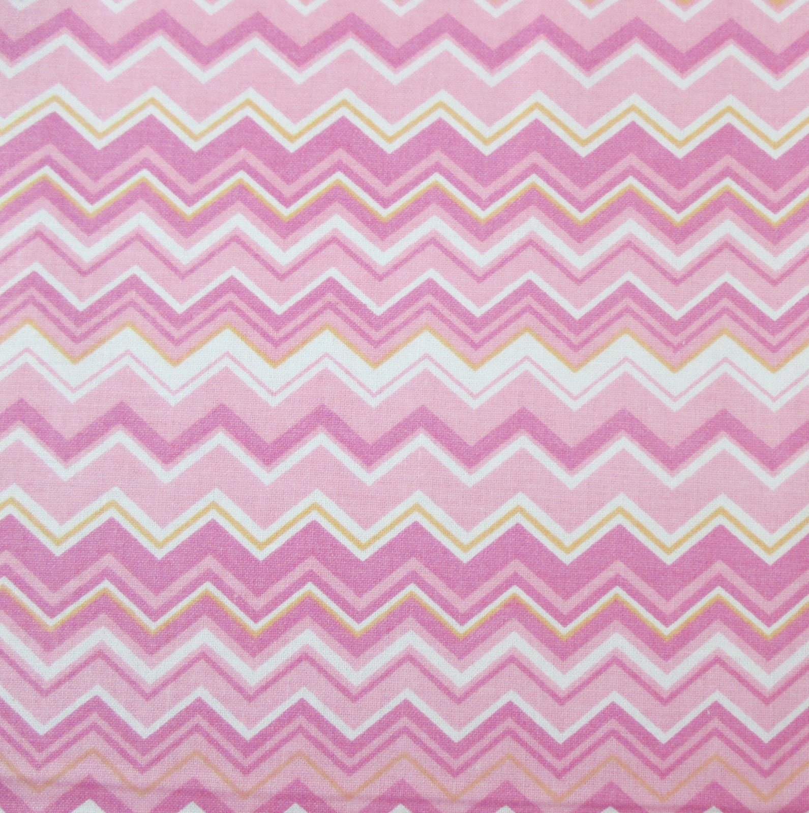 A.E. Nathan - Chevron - Pink/Orange/White