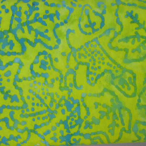 Batik Pattern Print (42662)