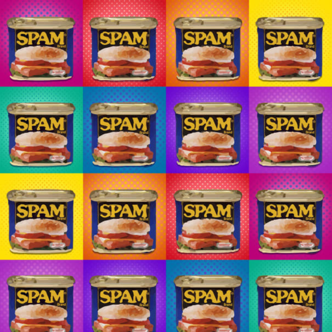 Michael Miller - SPAM Pop Art - Cotton Duck
