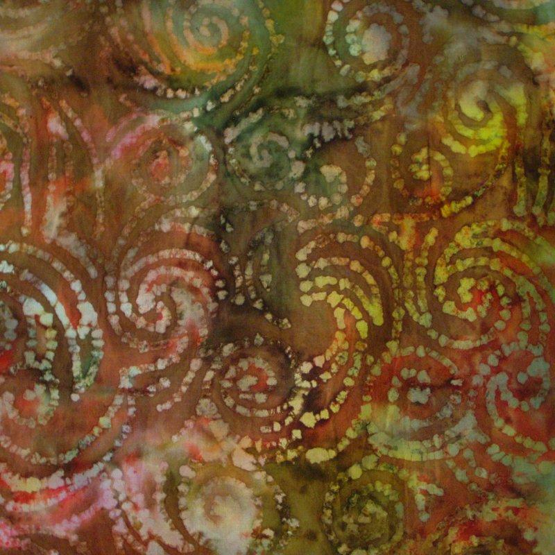 Batik Pattern Print
